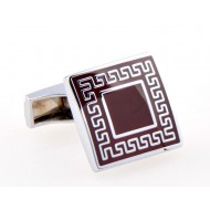 The Great Wall Design Cufflinks
